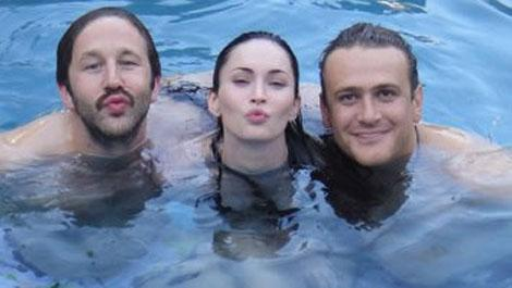 Oh, Megan Fox, Jason Segel and Chris O'Dowd are in it too.